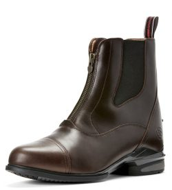 ariat nitro brun wax chokolate men