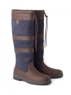 Dubarry-galway-brun-navy