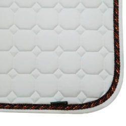 equiline underlag dressur hvid