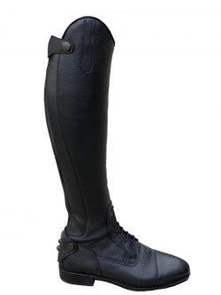 Latinium Læder Ridestøvle