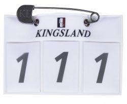 stævnenummer KL kingsland hvid